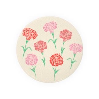 お花シリーズ Badges