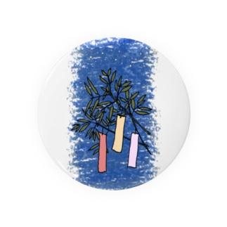 七夕 Badges