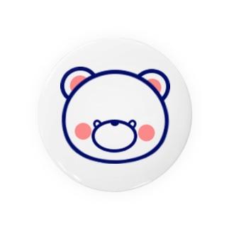 しろくまのふぁぼgoods Badges