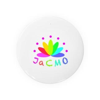 JaCOM オリジナルロゴ入り Badges