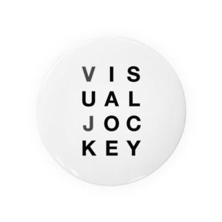 Visual Jockey Badges