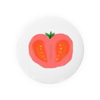 トマト、好っきゃねん。 Badges