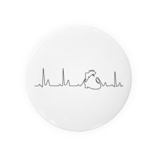 心臓 Badges