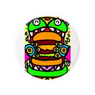 dorihopuのおっきいバーガー食べちゃうぞ Badges