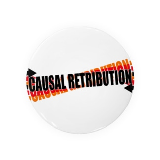 PFC STOREのCAUSAL RETRIBUTION Badges