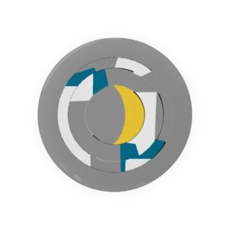 日食 Badges