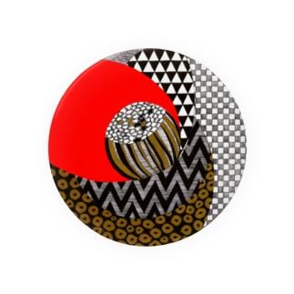 柄椿1 Badges