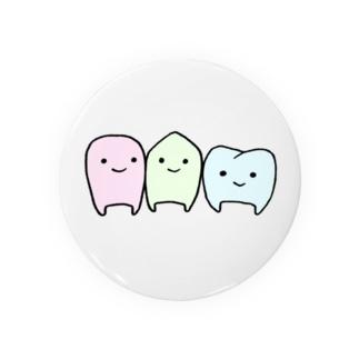 歯トリオ Badges