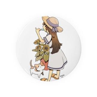 夏の魔女子さん Badges