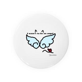 Yamadatinkuの天使になりたい黒猫 Badges