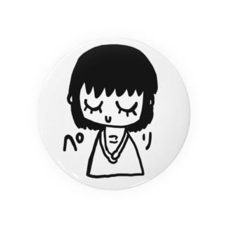 ぺこり Badges