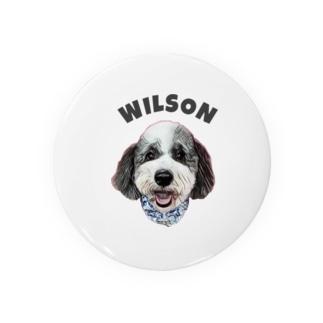 よっしぃのwilson  Badges