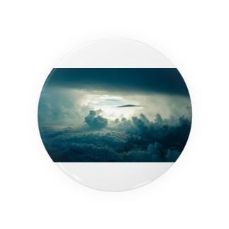 popcatの雲 clouds Badges