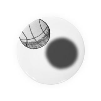 バスケットボール Badges