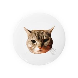 ぽろにゃん猫のシュラ Badges