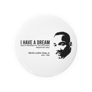 MARTIN LUTHER KING Badges