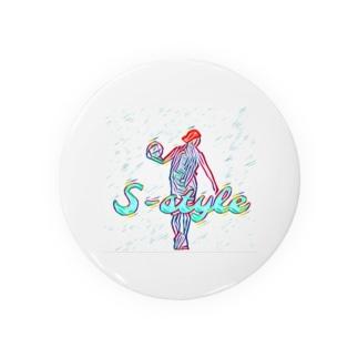 S-StyleNo.1 Badges