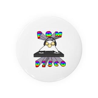 POM・DISCO Badges
