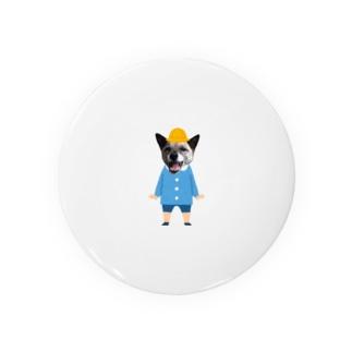 いちごちゃん(幼稚園児バージョン) Badges