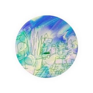 kani_min illustrationの今日のゆめ Badges