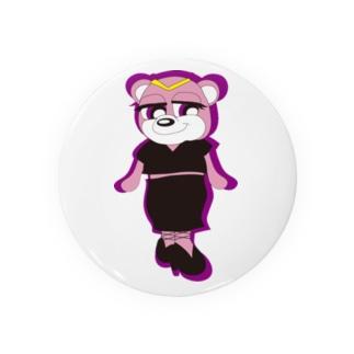 Iii.storeのTappyz ─ダリア─ Badges