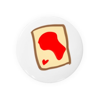 いちごジャムトースト Badges
