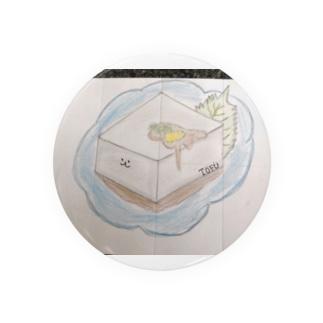 ToFuちゃん Badges