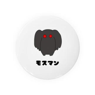 モスマンくん Badges