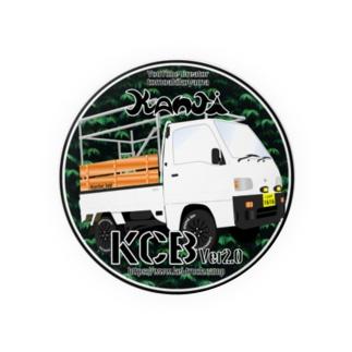 KCB ver2.0 mori Badges