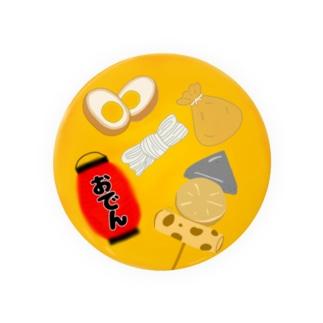 おでんちゃん Badges