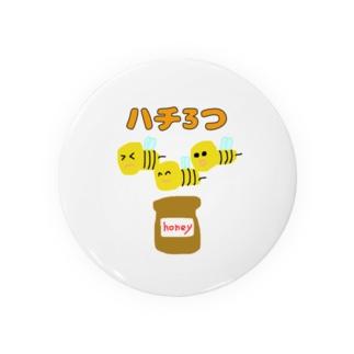 蜂蜜Tシャツ Badges