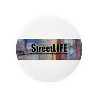 STREET LIFE Badges