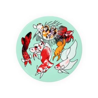 鯉ベタ Badges
