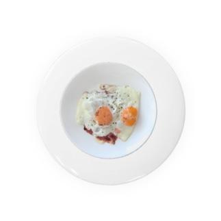 ハムエッグ ham&eggs Badges