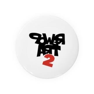 POWER ART2 ロゴ Badges