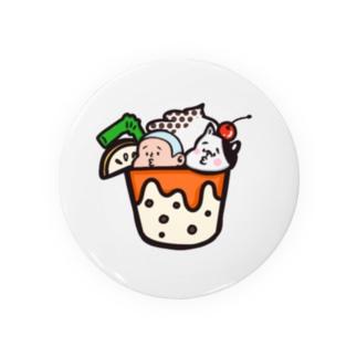 びぃ助のスイーツパフェ Badges
