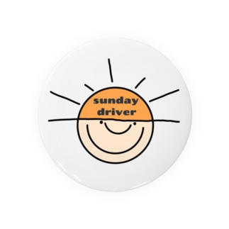 sunday driver Badge
