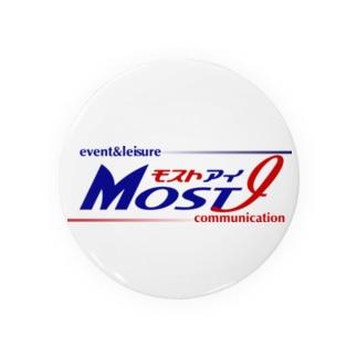 モストアイロゴ(イベント&レジャー) Badges