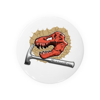 ティラノサウルス【発掘ver】 Badges