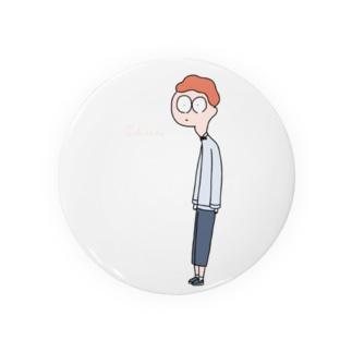 ジョンソン君 Badges