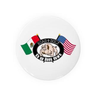 Gangsta Bull Badge