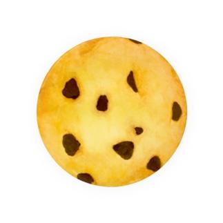 チョコチップクッキー Badges