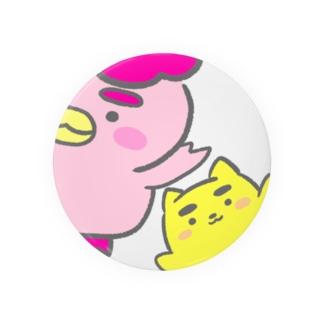 ぽちゃ✖️まゆ太 Badges