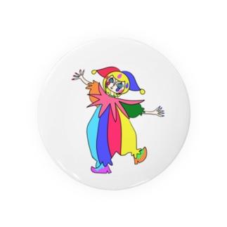 Cackrino Badges