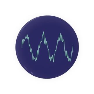 『あ』の周波数 Badges