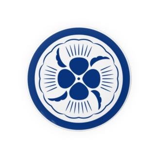 クラゲ紋 Badges