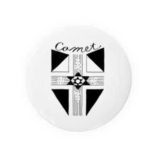 COMETロゴ Badge