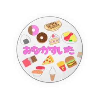 食いしん坊ママの腹ペコクマちゃん Badges