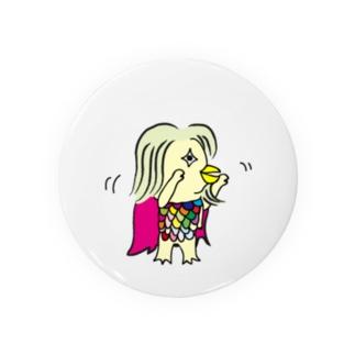 アマビエさん。 Badges