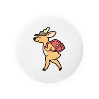 旅する鹿さん Badges
